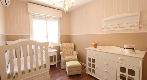 Ideas para pintar la habitación de un bebé