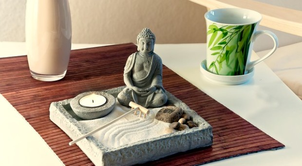Decoración Feng Shui, espiritual y práctico