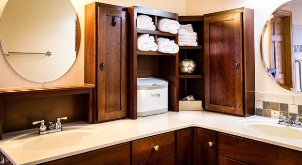 Reformar el baño para ganar más espacio