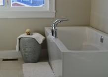 Cambiar los sanitarios de un baño en una reforma integral