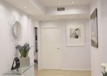 Reforma y decoración de un recibidor de casa