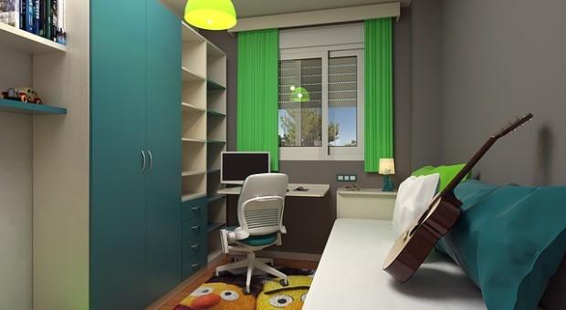 Cómo reformar una habitación pequeña en cómodos pasos