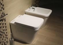 Revestimiento de paredes de baño sin obras en vivienda