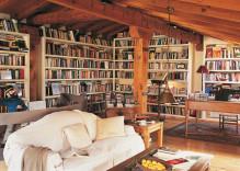 Ideas para decorar una buhardilla en una vivienda