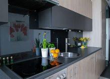 Cuánto mide una cocina, muebles hechos a medida