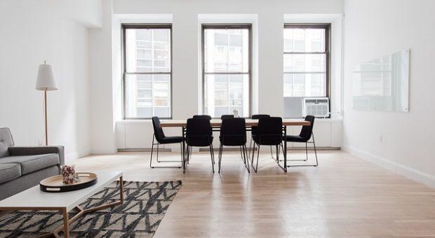 Mantenimiento de pisos de parquet de madera
