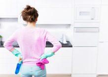 Cómo limpiar una cocina a fondo tras una reforma