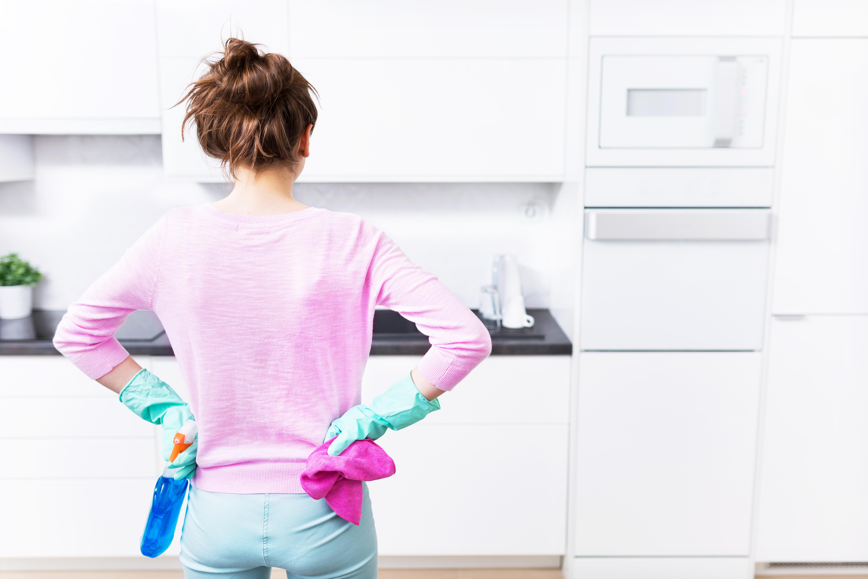 C mo limpiar una cocina a fondo tras una reforma - Como limpiar baldosas cocina ...