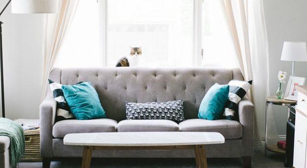 La decoración de interiores en salones modernos para casa