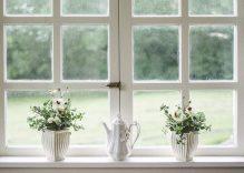 Tipos de materiales para ventanas y aperturas habituales