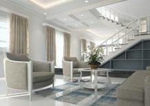 Ideas para decorar huecos de escalera en una casa
