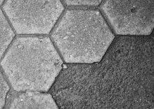 Los suelos de hormigón impreso para zonas exteriores