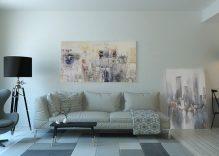Cómo decorar un salón para que gane en amplitud visual