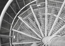 Cómo hacer una Escalera de caracol y qué material escoger