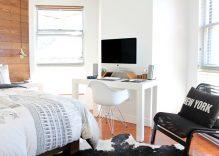 10 tips de decoración de dormitorios pequeños para ganar espacio