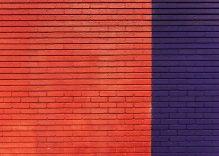 Consejos sobre cómo pintar una habitación de dos colores