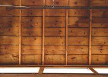 Falso techo de madera, una tendencia en auge en la decoración de casas