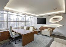 Despachos modernos: tendencias de decoración para darle personalidad