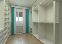 Cómo diseñar un dormitorio con vestidor original y práctico