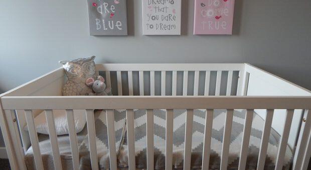 ¿Cuáles son los colores de habitación de bebé que marcan tendencia?